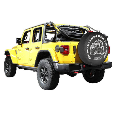 2018-2019 Jeep Wrangler JL 32 Inch Spare Wheel Tire Cover