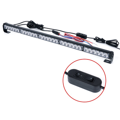 "USA ONLY RZ Series 30"" Offroad Rear Chase LED Strobe Light bar with Brake Reverse - RYBYR"