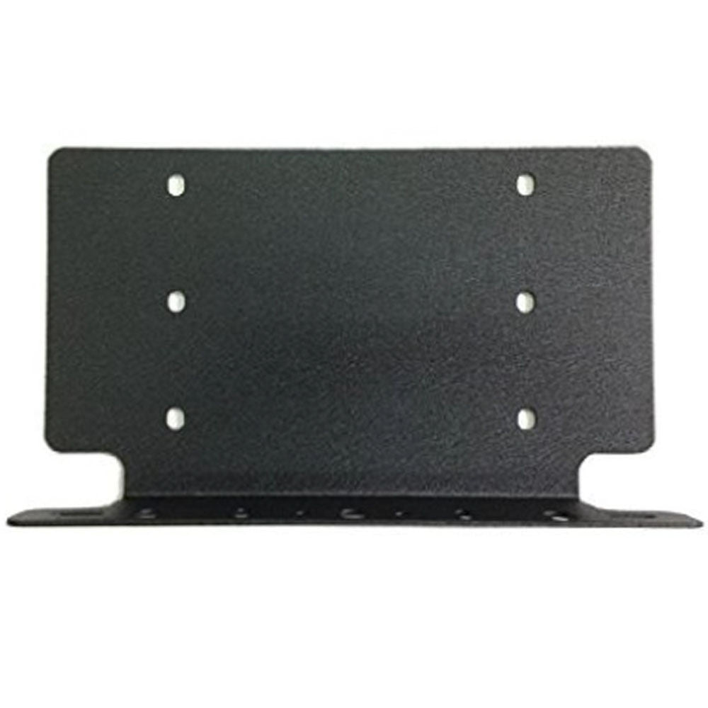 US Edition Black License Plate Frames Mounting Bracket For Jeep Pick-up Truck