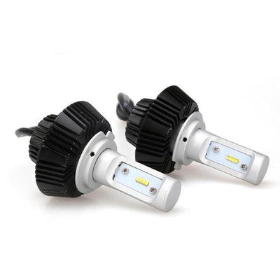 50W H7 High Powered LED Headlight detail