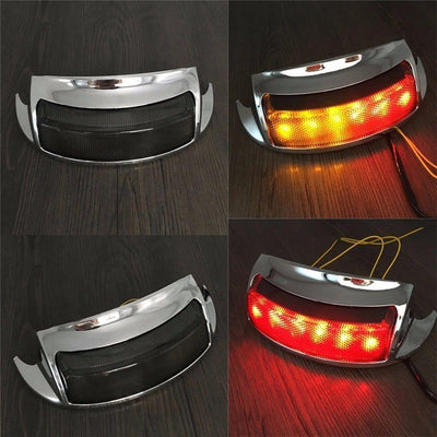 7'' LED headlight, 4.5'' Fog Lamp, Rear Tail Light & Turn Signals - LED Factory Mart