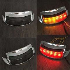 Harley 7'' LED Daymaker headlight, 4.5'' Fog Lamp, Rear Tail Light & Turn Signals