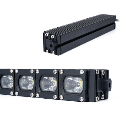 "USA ONLY Cosmos Series 10"" CREE LED Spot Flood Combo Light Bar"