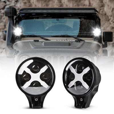 6 Inch 60W CREE LED Spot Light For Jeep