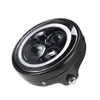 7 Inch Headlight Housing Bucket For Kawasaki Motorcycle