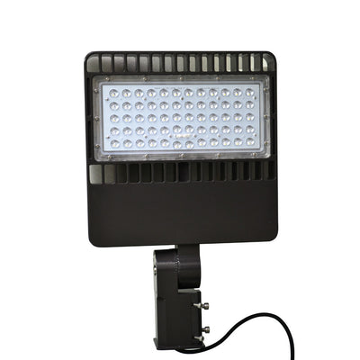 80W LED Parking Lot Light