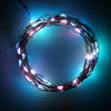 DC12V 10M 33ft 100LED LED String Fairy Light Copper Wire MultiColor RGB Decor Stripes - LED Factory Mart - 4