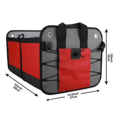 Foldable Grocery Storage Container For Car Truck SUV