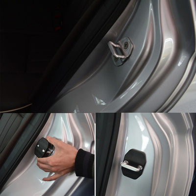 Car Door Lock Cover