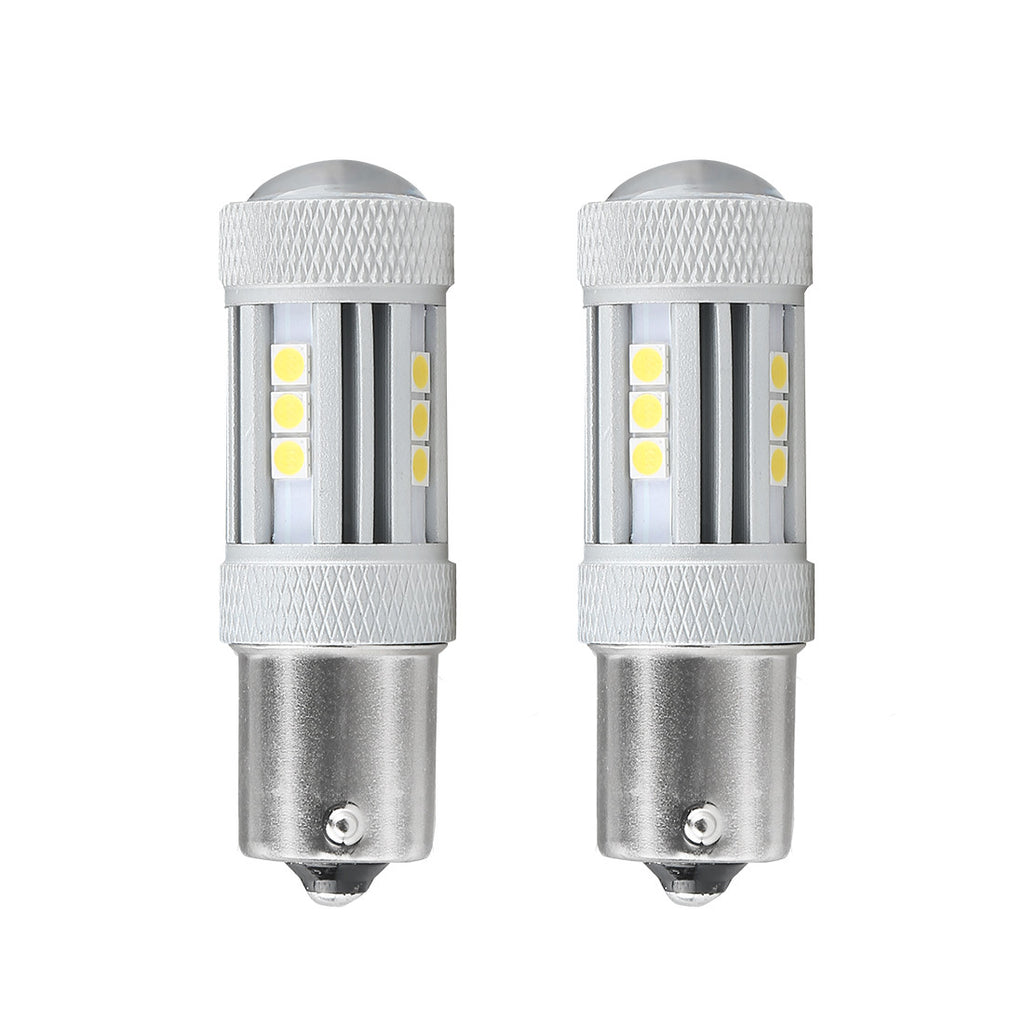 3030 13SMD 50W Car LED Turn Signal 1156 1157 Rear Reverse Brake Bulbs