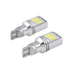 T15 912 921 W16W 15SMD 3030 Canbus Error Free LED Reverse Back Light Bulbs White