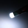Bright White T10 LED Indicator Interior Light bulbs W5W 2825 158 192 194 6000K - LED Factory Mart