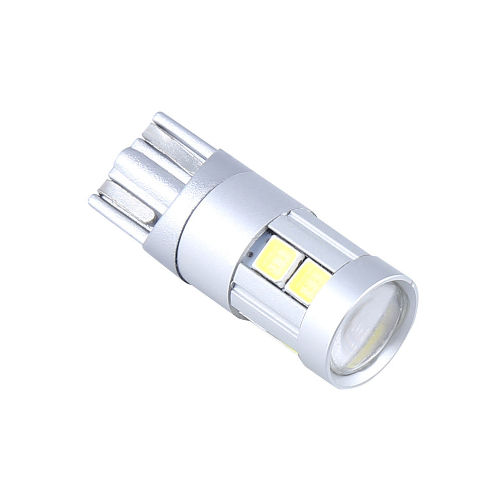 T10 194 168 Super Bright 5W 9 led 3030SMD 12V White Reading lamp