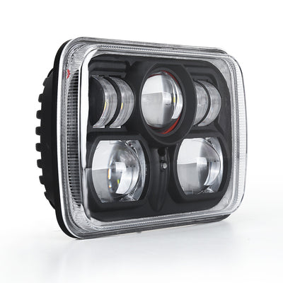 88W CREE LED Work Light Driving Fog Lamp For Offroad Trucks SUV 4WD - LED Factory Mart