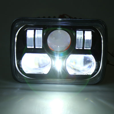88W CREE LED Work Light Driving Fog Lamp For Offroad Trucks SUV 4WD