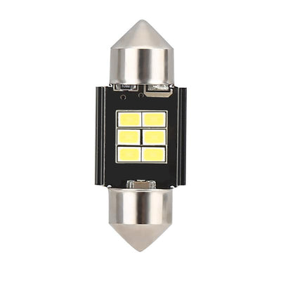 38/31mm festoon Bright White Interior Vision LED light