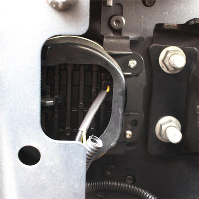Jeep JK Fog Light Mounting Bracket