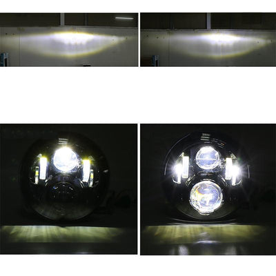 Jeep JK LED Headlights