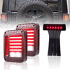 Jeep JK Tail Lights and Brake Light