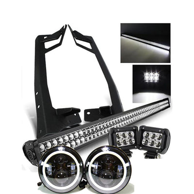 Jeep JK led combo