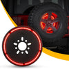 Jeep JL Spare Tire 3rd Third Brake Light