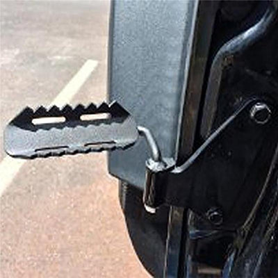 Anti Rust Coated Foot Pegs For Jeep Wrangler
