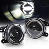 Jeep Wrangler JK fog lights
