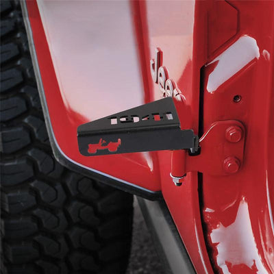 2018-2019 Jeep Wrangler JL Jeep Foot Pegs With 1941