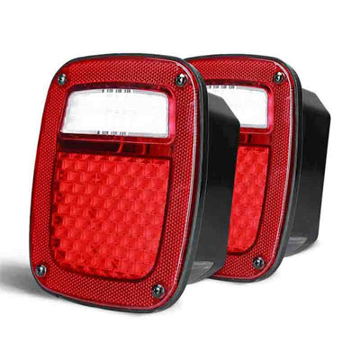 Jeep Wrangler YJ Tail Lights