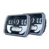 Jeep Wrangler YJ LED Headlights