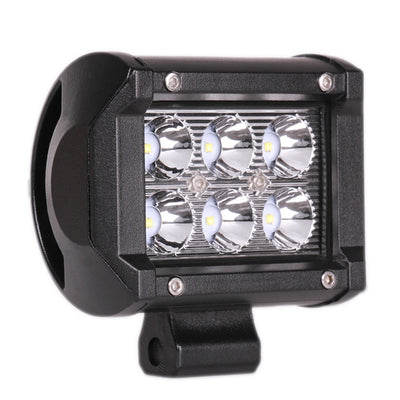 "7"" 75W Headlights + 4"" 30W Fog Lights + 18W Spot Lights For Jeep Wrangler - LED Factory Mart"