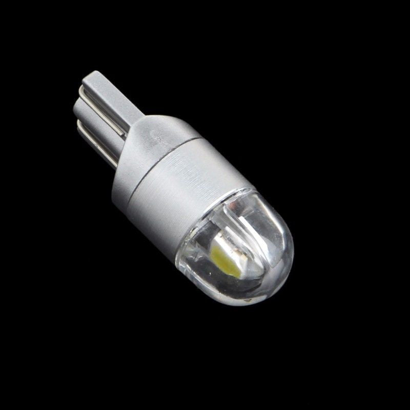 Car Xenon White T10 3030 2SMD W5W 192 168 LED Interior Light Bulb