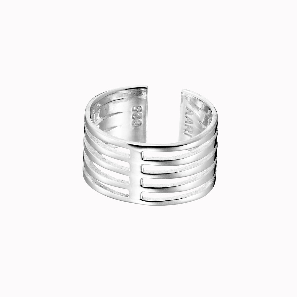Aisti knuckle ring