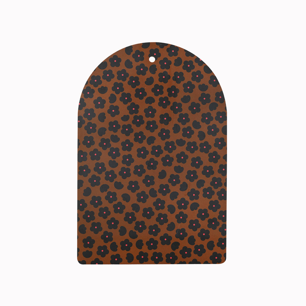 Lemmikki cutting board brown