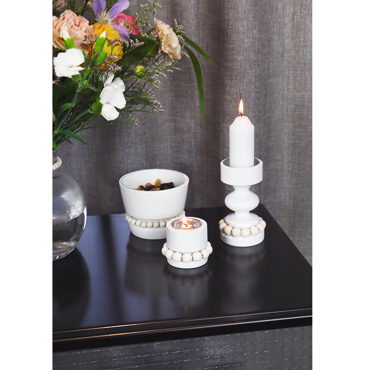 Prinssi candle holder