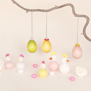 Easter egg, hanging decoration