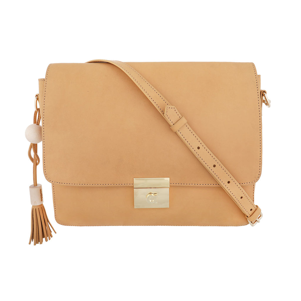 Helle shoulder bag cream