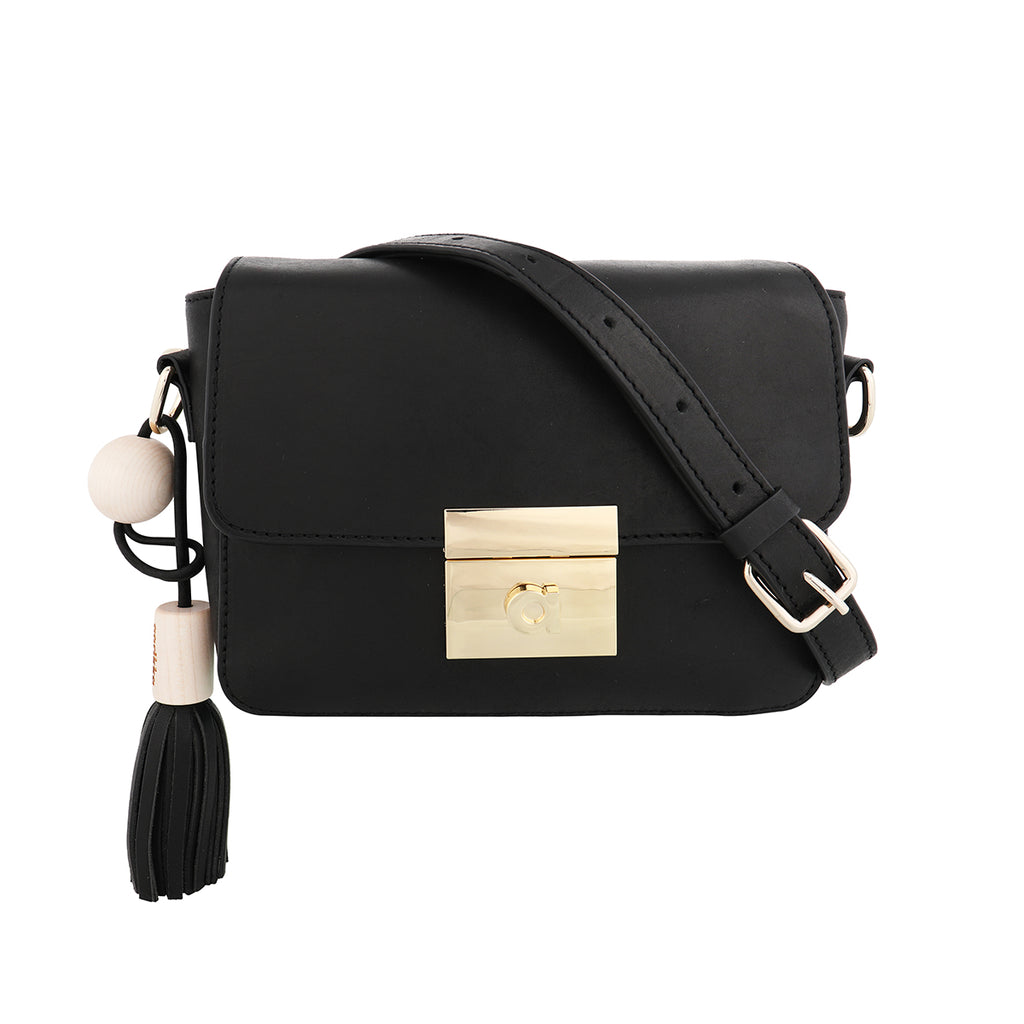 Helmi cross body bag black