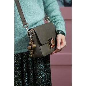 Helmi cross body bag olive