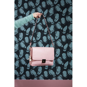 Helle shoulder bag pink