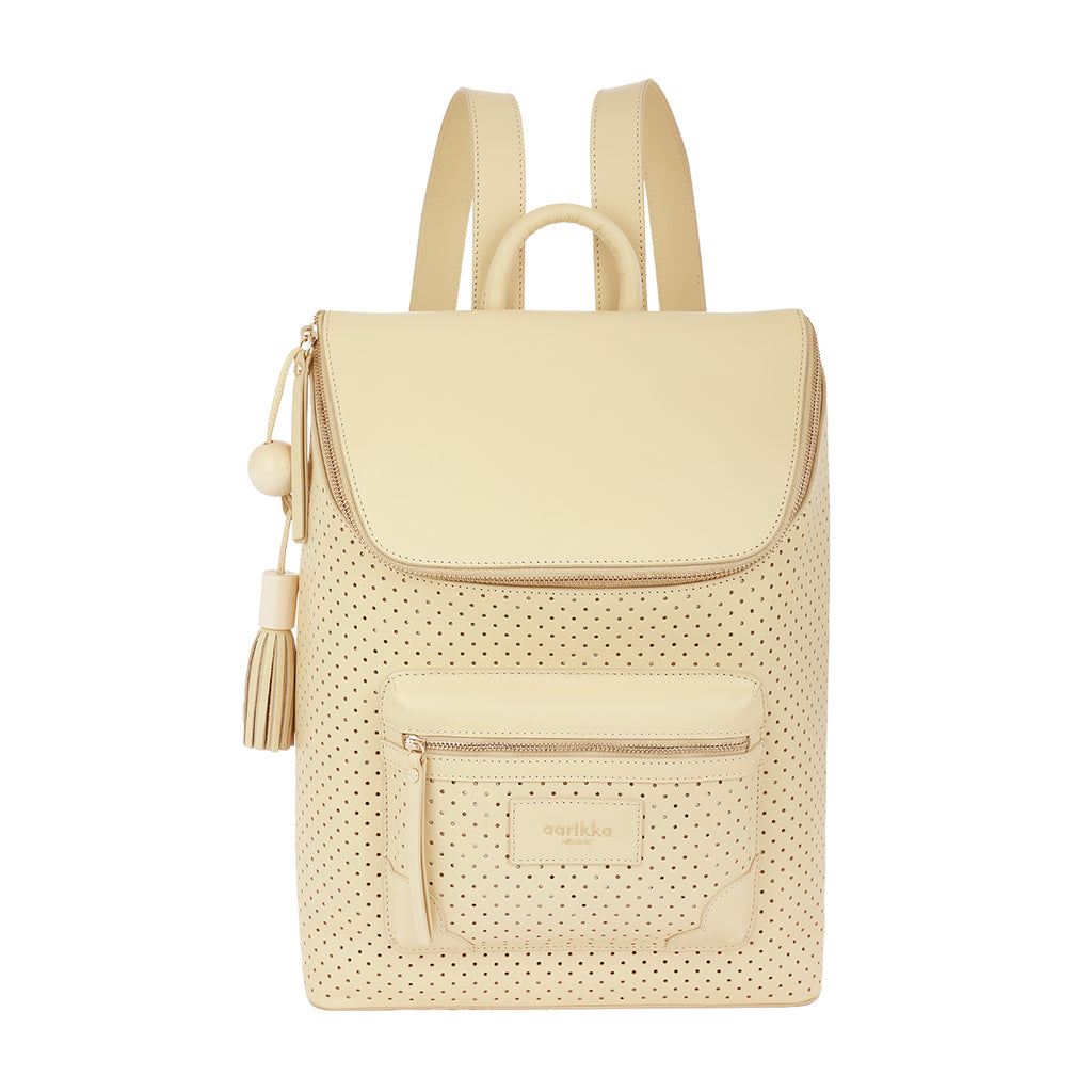 Heta scallop backpack buttercup