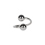 Passion Double Ball ring