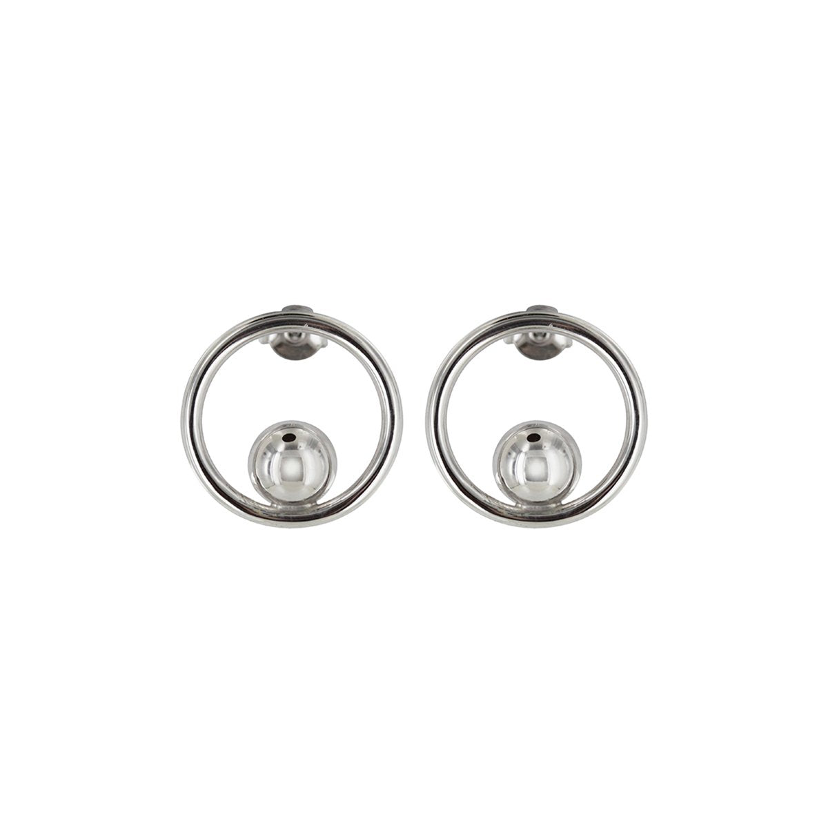 Passion Circle earrings