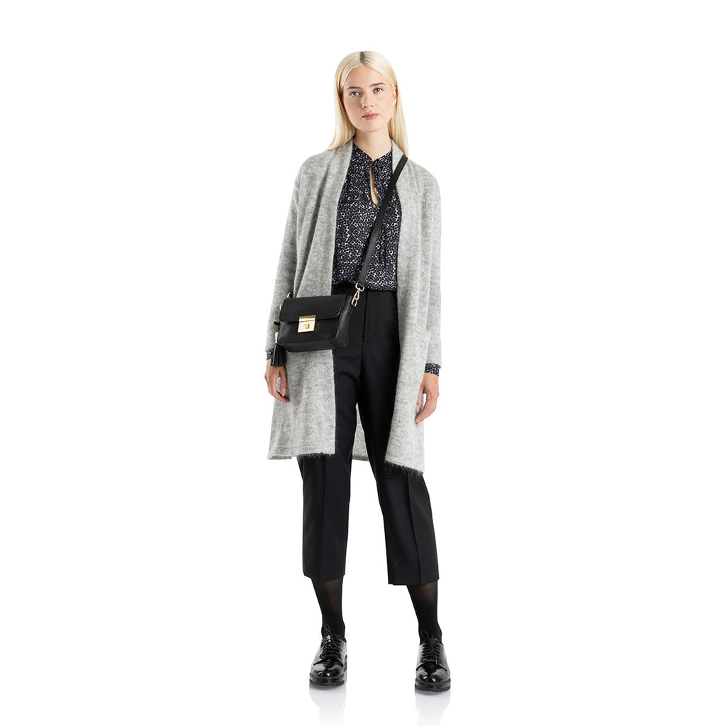 Aava cardigan grey