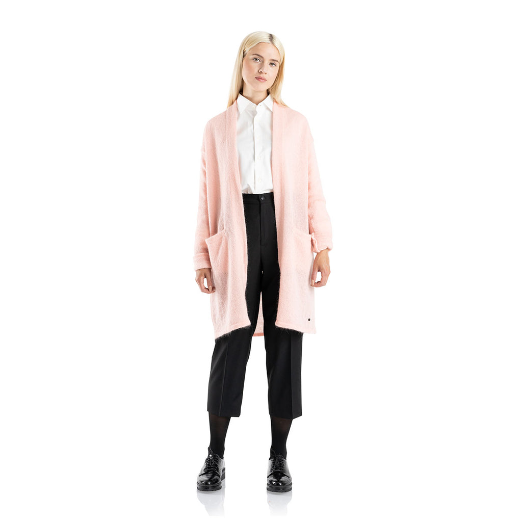 Aava cardigan blush