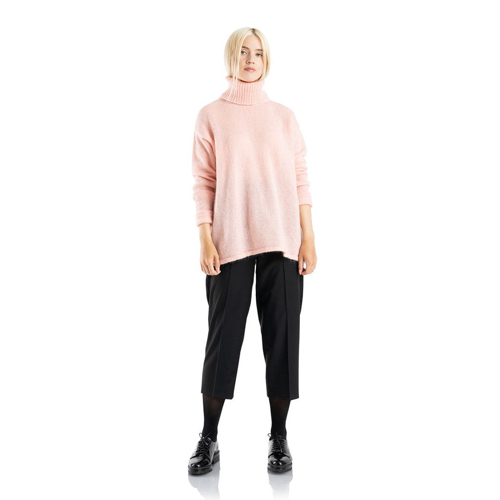 Annika sweater blush