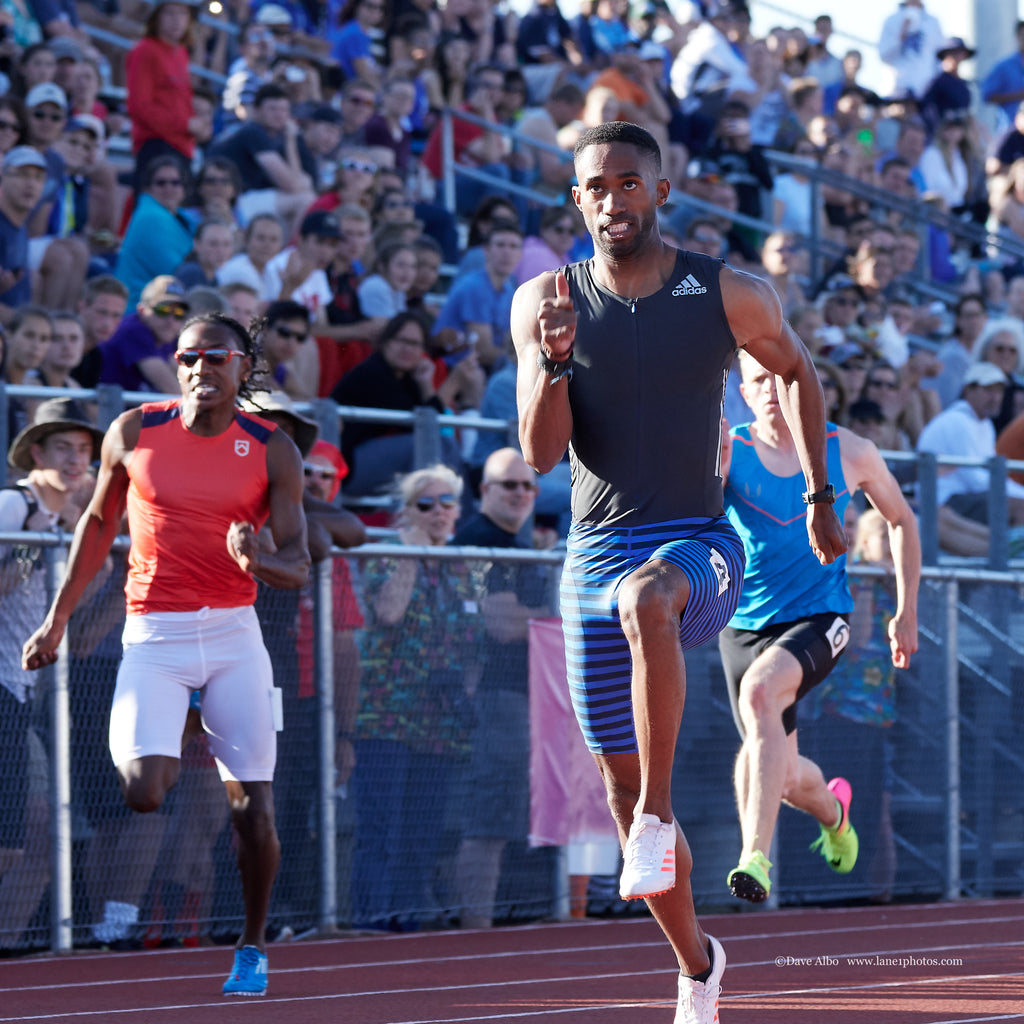 iON Featured Athlete: Jeremy Dodson | Sprinter | Inspired to Inspire