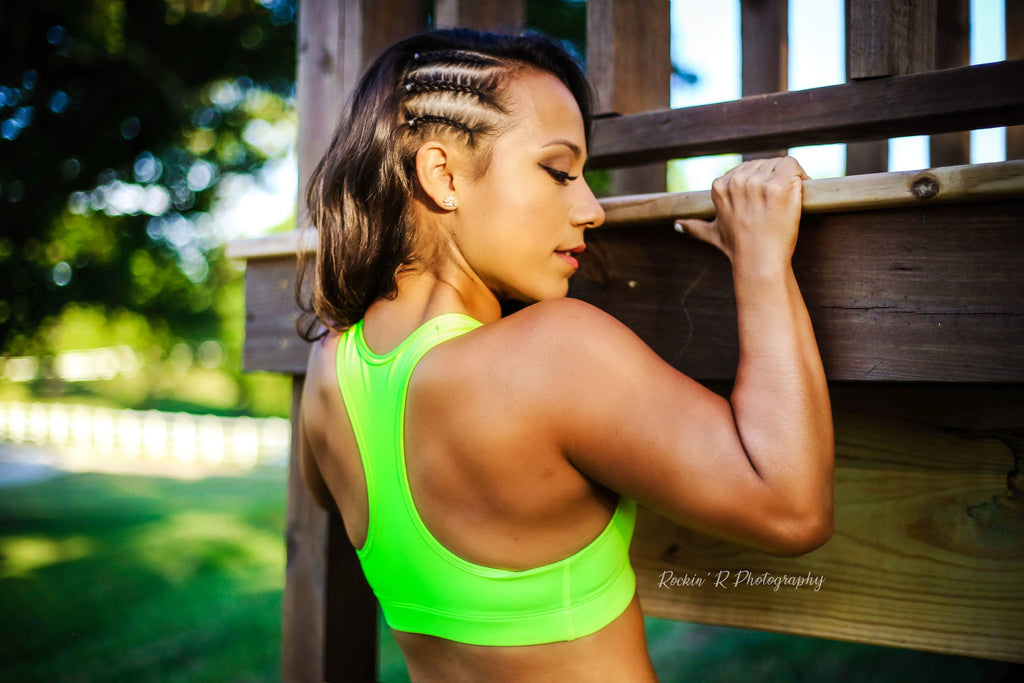 iON Featured Athlete: Kris Claborn | Fitness Pro | In Search of her Best
