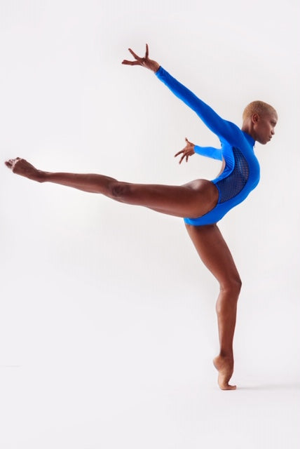 iON Featured Athlete: Dancer, Akua Noni Parker on sharing her gifts...