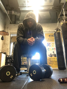 iON Featured Athlete: Kristian Parrilla | Kick Boxer | Be Ready